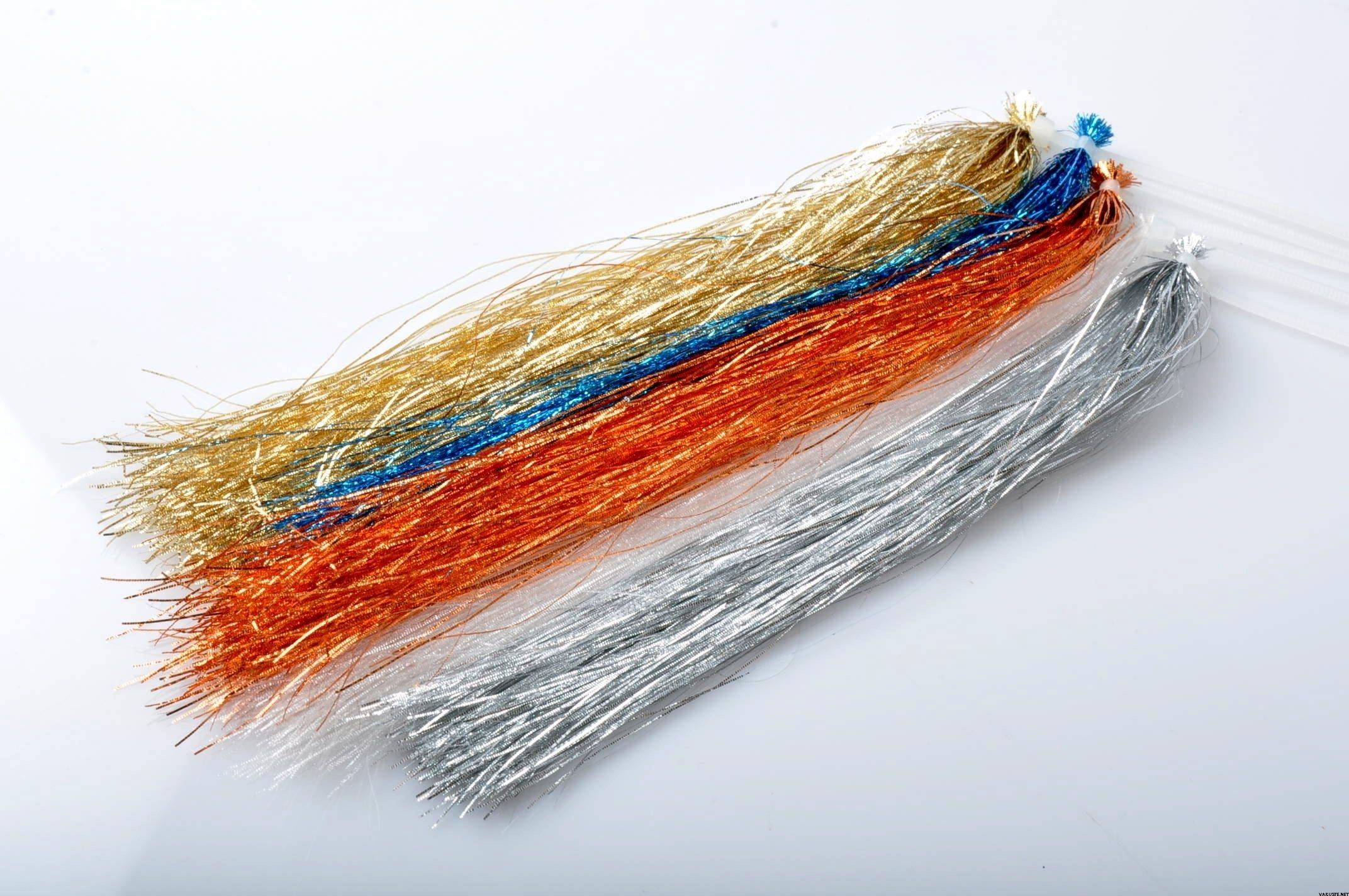 Синтетический материал для вязания мушек