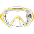 Mares Comet Yellow/Clear