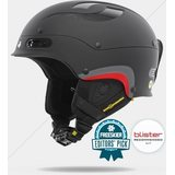 Sweet Protection Trooper MIPS Dirt Black