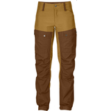Fjällräven Keb Trousers Curved Women Chest Nut/Acorn (230-166)