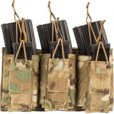 First Spear M4 Triple Speed Reload with Pistol Pockets, 6/9 Multicam