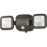 Mr. Beams High Performance Security Light Ruskea