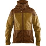 Fjällräven Keb Jacket Mens Chest Nut/Acorn (230-166)