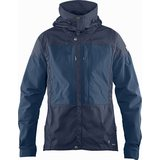 Fjällräven Keb Jacket Mens Dark Navy/Uncle Blue (555-520)