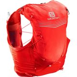 Salomon S/Lab Advanced Skin 12 Set Fiery Red