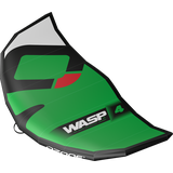 Ozone WASP V1 Wing 4m² Forest Green