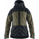 Fjällräven Keb Jacket Mens Dark Navy/Light Olive (555-622)