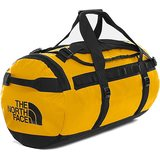 The North Face Base Camp Duffel M Summit Gold / Black