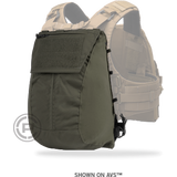 Crye Precision PACK ZIP-ON PANEL 2.0 Ranger Green
