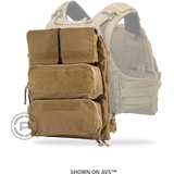 Crye Precision POUCH ZIP-ON PANEL 2.0 Coyote