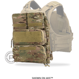 Crye Precision POUCH ZIP-ON PANEL 2.0 Multicam