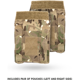 Crye Precision JPC™ SIDE PLATE POUCH SET Multicam
