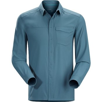 Arc'teryx Skyline LS Shirt Men, Bluesmoke, L