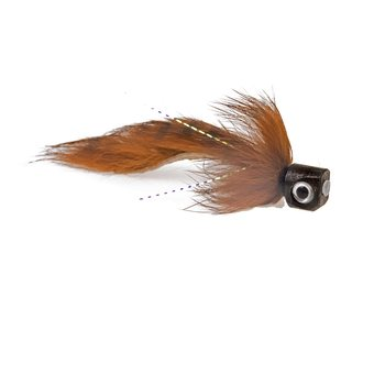 Eumer Spin Tube Natural 10g, Ruskea / Brown Barred