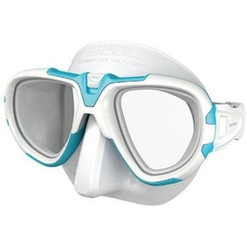 Seacsub Fox, White/Aquamarine