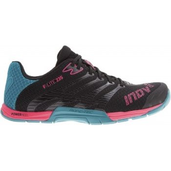 Inov-8 F-lite 235 Women, Black/Teal/Berry, UK 4.0 (EUR 37)