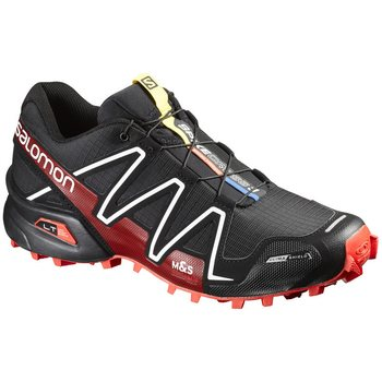 Salomon SpikeCross 3 CS, Black/Radiant.R/White, EUR 42 2/3 (UK 8.5)