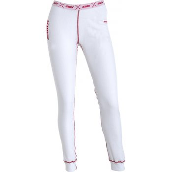 Swix RaceX bodyw pants Womens, Bright White, S