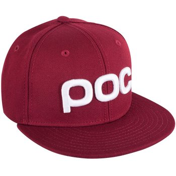 POC Corp Cap, Lactose Red, One size