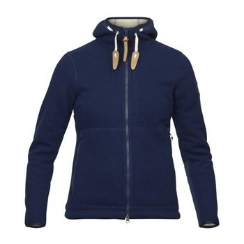 Fjällräven Polar Fleece Jacket Women, Navy (560), S