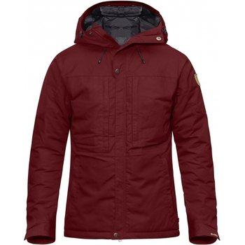 Fjällräven Skogsö Padded Jacket, Red Oak (345), XL