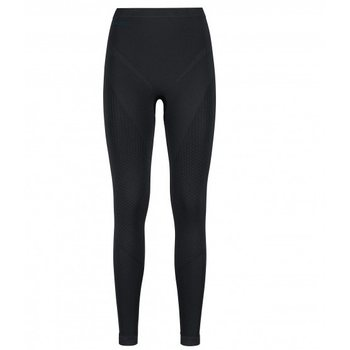 Odlo Pants Long Evolution Warm Ladies, Musta (15000), S