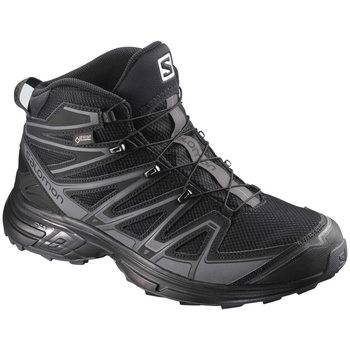 Salomon X-Chase Mid GTX, Black/BK/Magnet, EUR 44 (UK 9.5)
