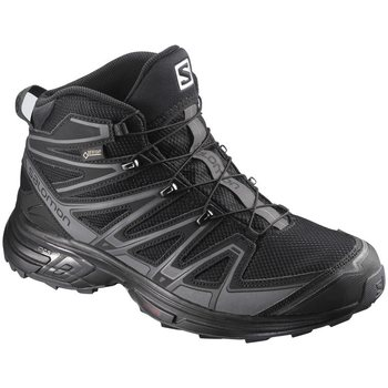 Salomon X-Chase Mid GTX Women, Black/BK/Magnet, EUR 37 1/3 (UK 4.5)
