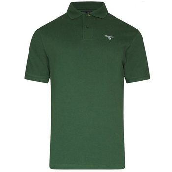 Barbour Sports Polo, Racing Green, M