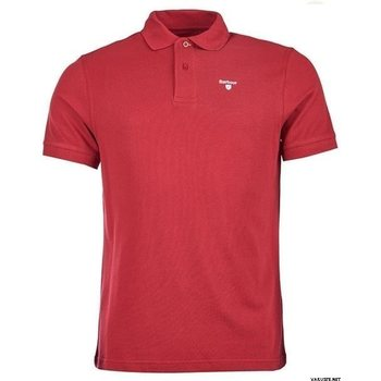 Barbour Sports Polo, Biking Red, S