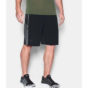 Under Armour Supervent Woven Short, Black, MD