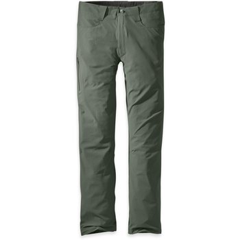 Outdoor Research Ferrosi Pants, Sage Green, M (32)