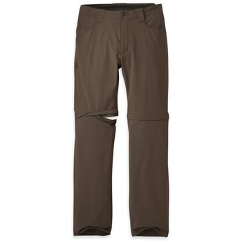 Outdoor Research Ferrosi Convertible Pants Men's, Mushroom, 32