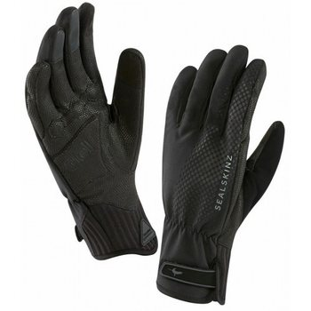 Sealskinz All Weather Cycle Gloves, Musta, M