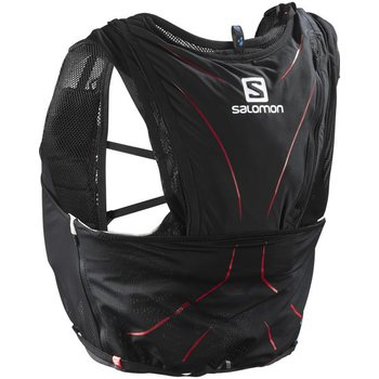 Salomon S-Lab Advanced Skin 12 Set, Black/Matador, 2XS