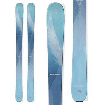 Blizzard Black Pearl 98, Blue, 166 cm