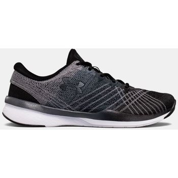 Under Armour Threadborne Push, Black / Steel, US 6 (EUR 36,5)