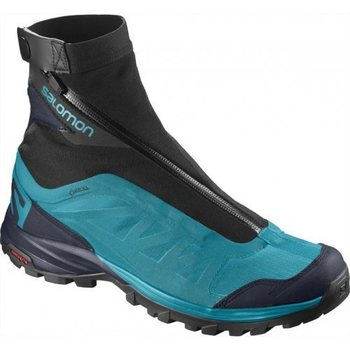 Salomon OUTpath Pro GTX Women, Blue Bird/Navy, EUR 36 2/3 (UK 4.0)