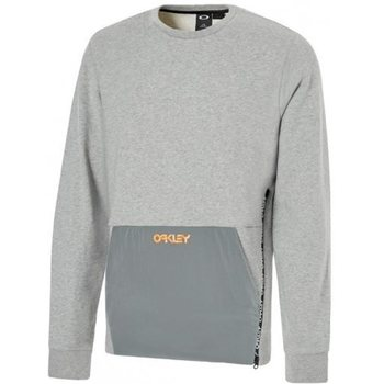 Oakley FS Crew Fleece, Granite Heather, S
