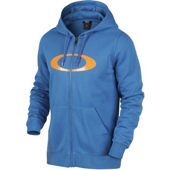 Oakley DWR Ellipse FZ Hoodie, California Blue, L