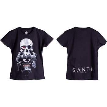 Santi Lady Skull, Black, XL