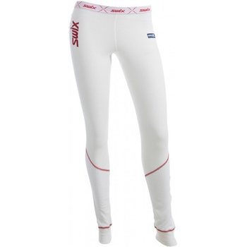 Swix RaceX Warm Bodyw Pants Womens, Bright White, S