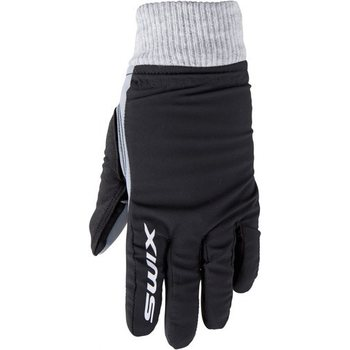 Swix DracoX Glove Juniors, Black, 4 / S