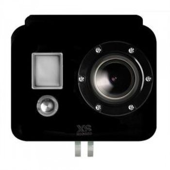 GoPro XS HD Silicon cover, Musta