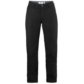 Fjällräven Greenland Lite Jeans W Regular, Black (550), 36
