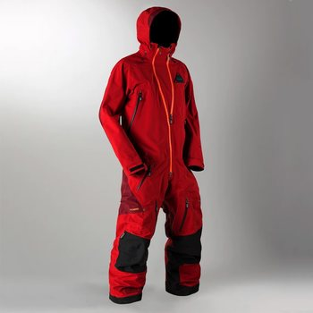 Tobe Vivid Mono Suit, Chili Pepper, L