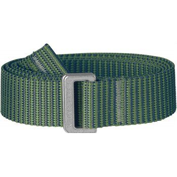 Fjällräven Striped Webbing Belt W, Fern / Frost Green (618-664)