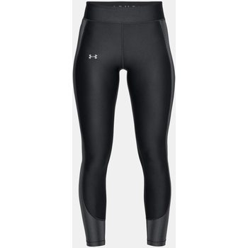 Under Armour HeatGear Armour Ankle Crop, Anthracite (016) / Black, XS