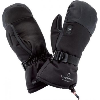 Therm-ic PowerGloves Mittens V2, Black, M