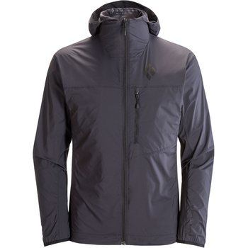 Black Diamond Alpine Start Hoody Mens, Smoke, S